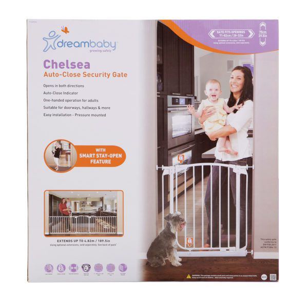 Chelsea Security Gate 2